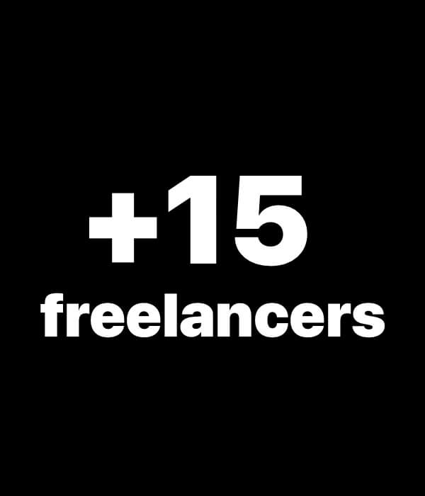 Freelances agence web photo